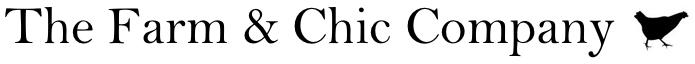 LogoNegroFarm&Chic