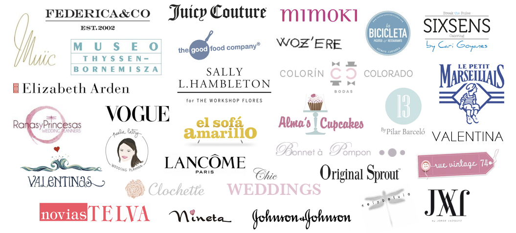 Logos Clientes MaisonPomPoms