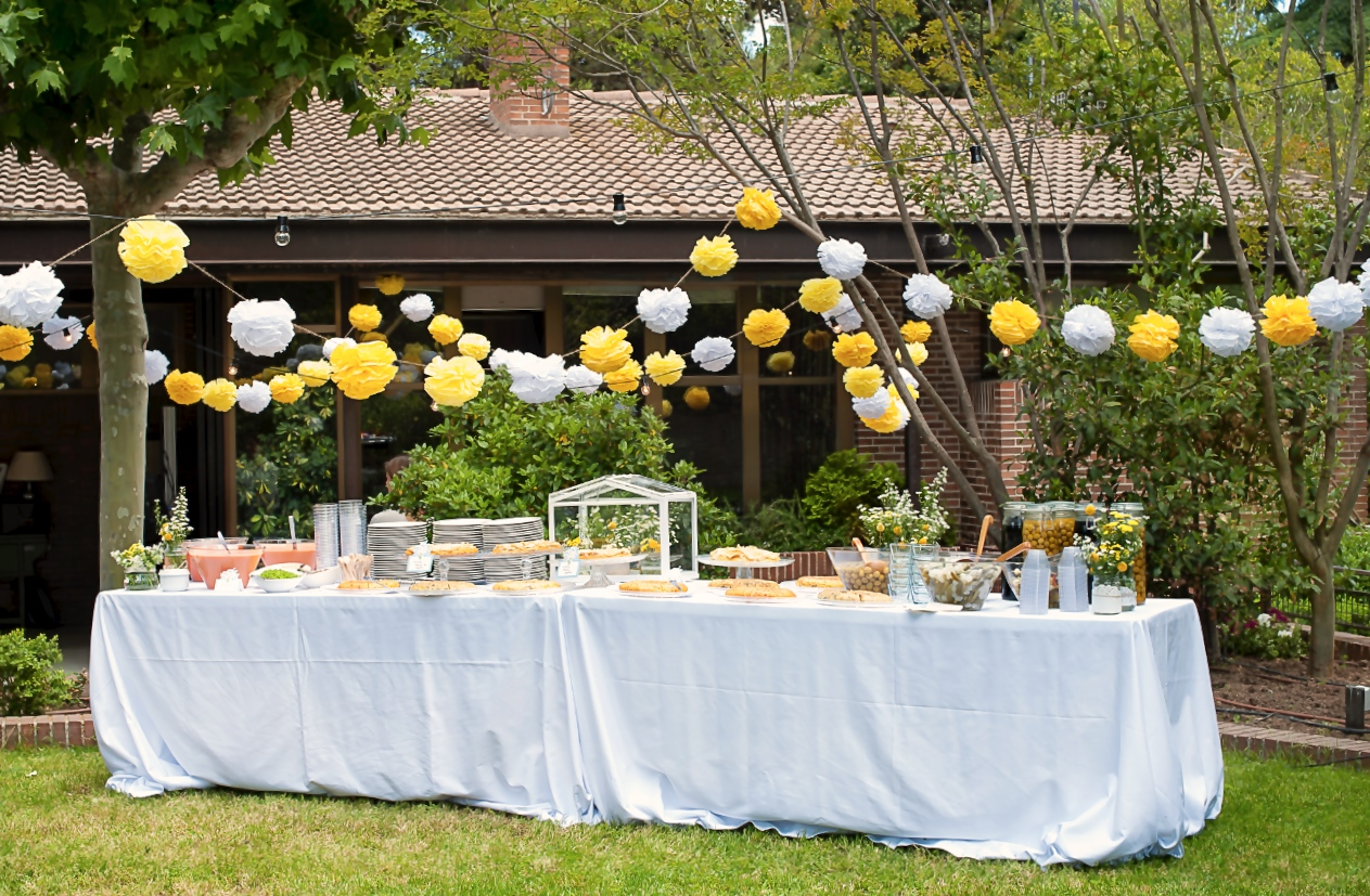 Lemon Wedding MPP The Good Food 1